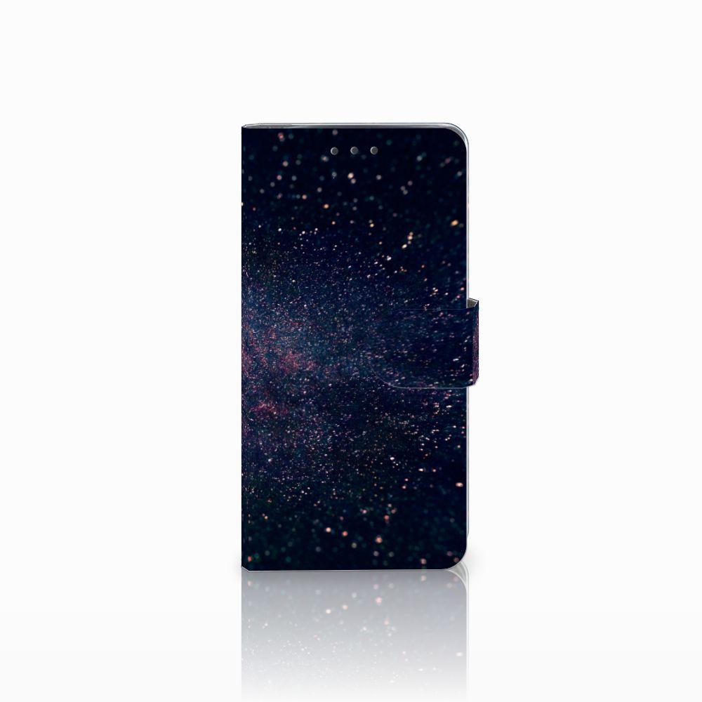 Motorola Moto X4 Bookcase Stars