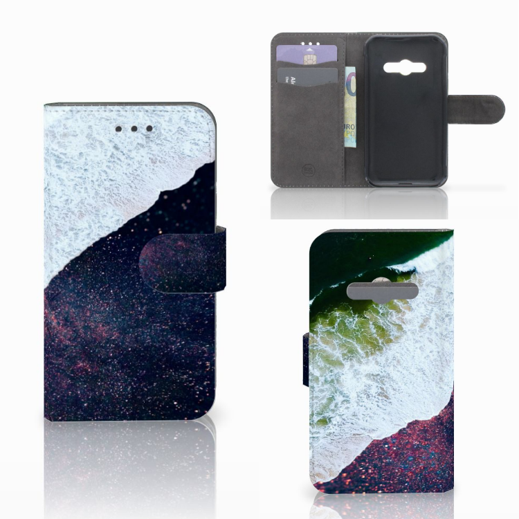 Samsung Galaxy Xcover 3 | Xcover 3 VE Bookcase Sea in Space