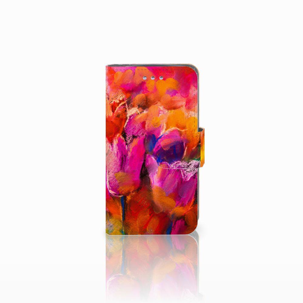 Samsung Galaxy S3 Mini Boekhoesje Design Tulips