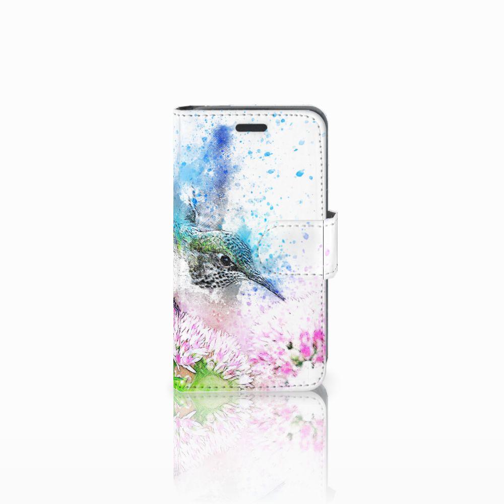 Nokia Lumia 520 Boekhoesje Design Vogel