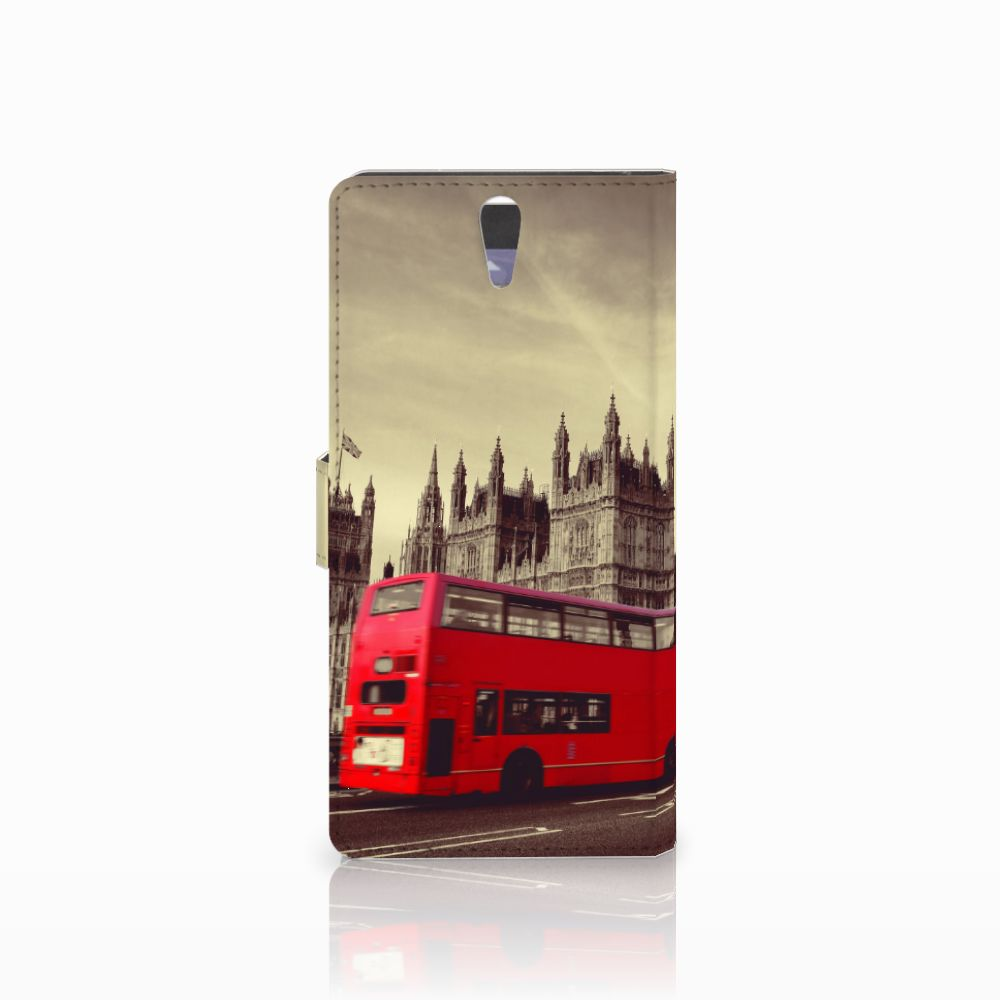 Sony Xperia C5 Ultra Flip Cover Londen