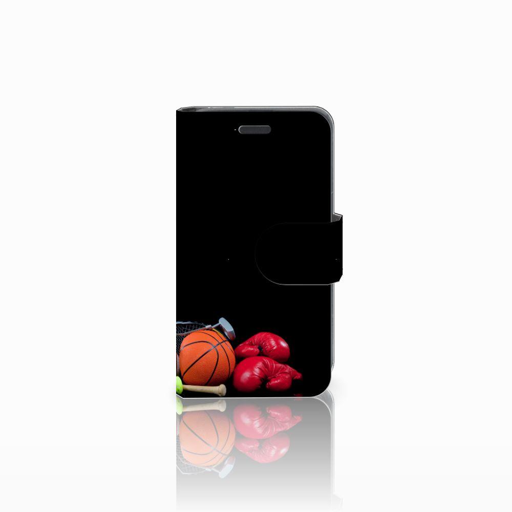 Nokia Lumia 520 Boekhoesje Design Sports