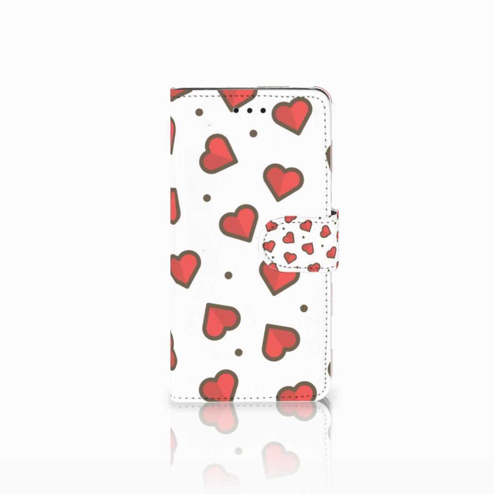Huawei Y5 2018 Telefoon Hoesje Hearts