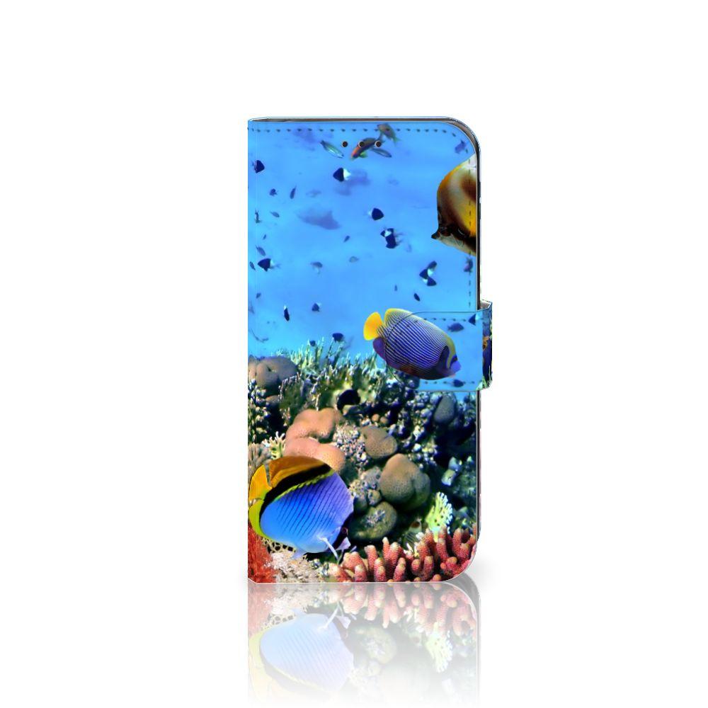Samsung Galaxy J5 2017 Boekhoesje Design Vissen