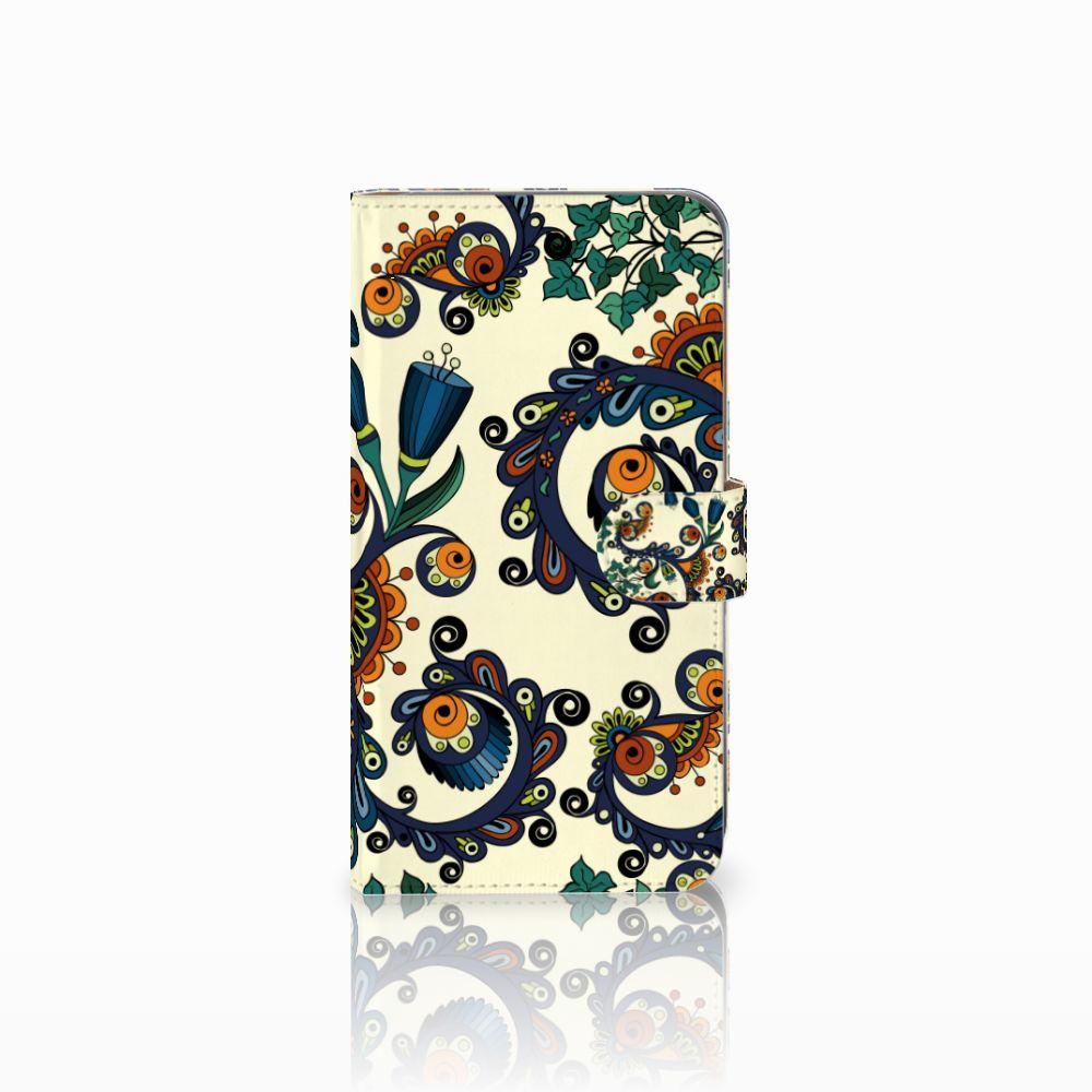 Huawei Mate 9 Boekhoesje Design Barok Flower
