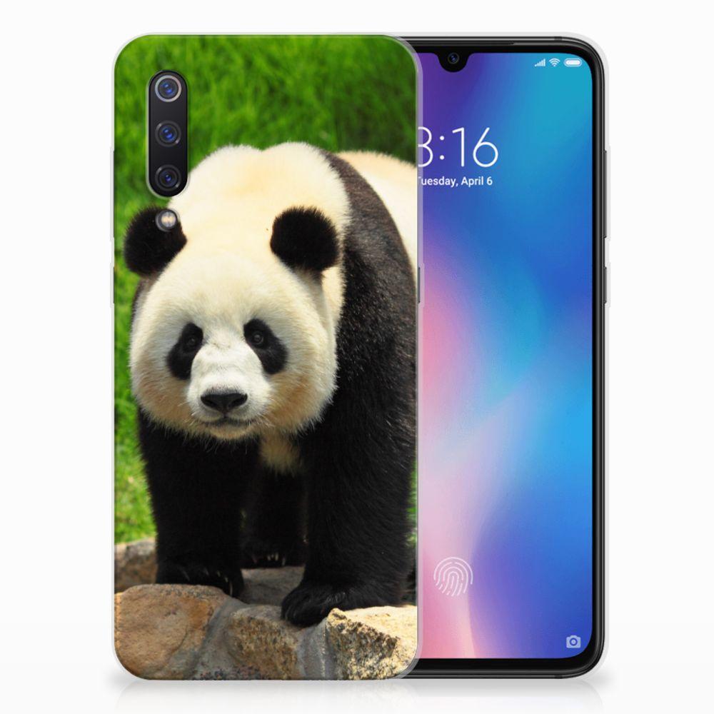Xiaomi Mi 9 Leuk Hoesje Panda