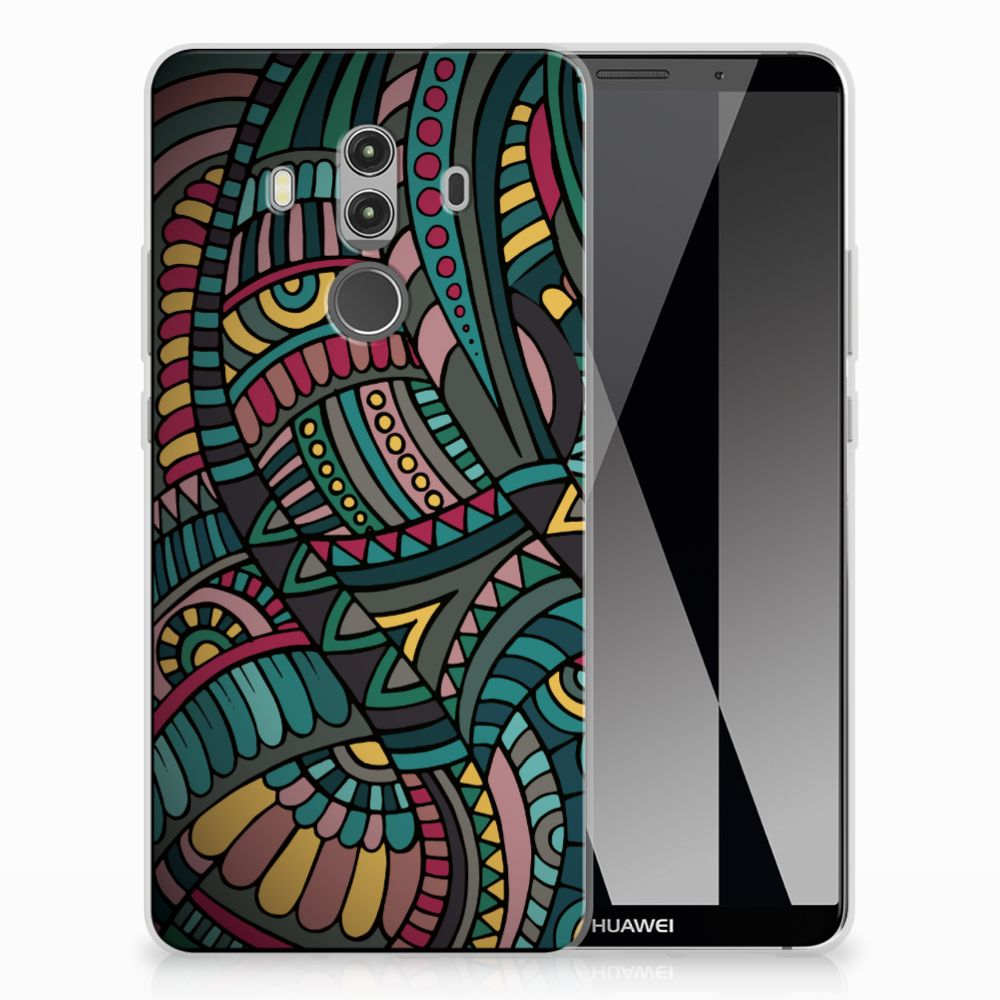 Huawei Mate 10 Pro TPU bumper Aztec