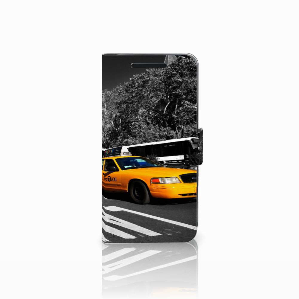 HTC One M9 Flip Cover New York Taxi