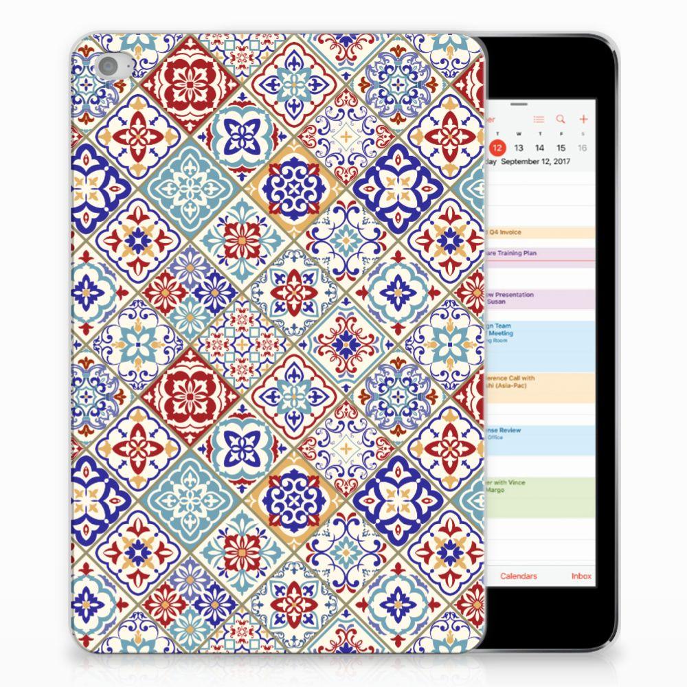 Apple iPad Mini 4 | Mini 5 (2019) Tablet Back Cover Tiles Color