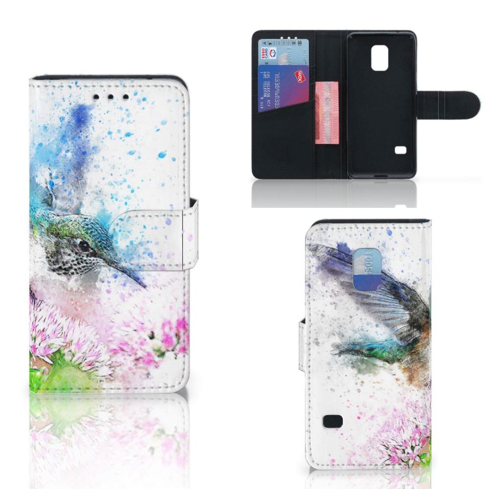 Hoesje Samsung Galaxy S5 Mini Vogel