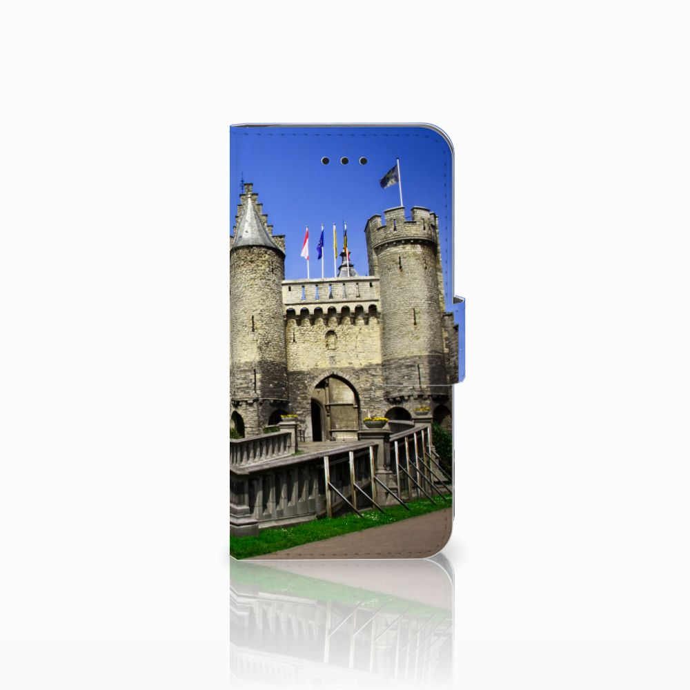 Apple iPhone X | Xs Boekhoesje Design Kasteel