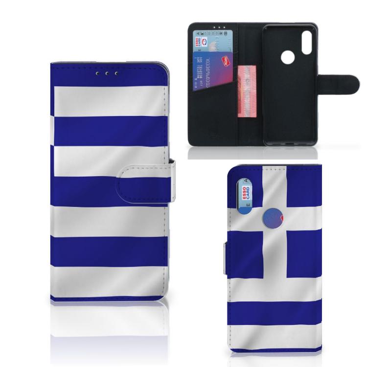 Xiaomi Redmi 7 Bookstyle Case Griekenland