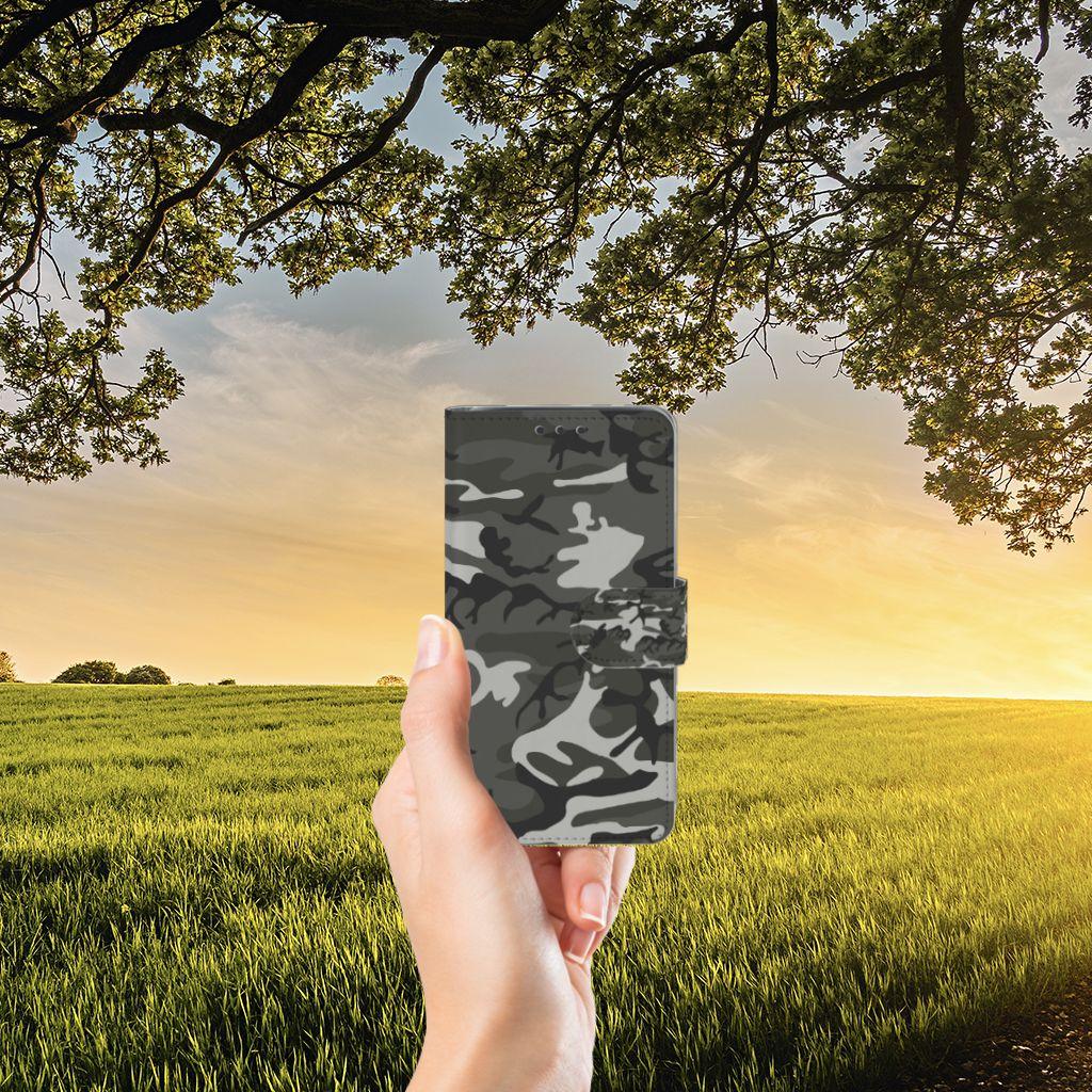 Samsung Galaxy J5 (2015) Telefoon Hoesje Army Light