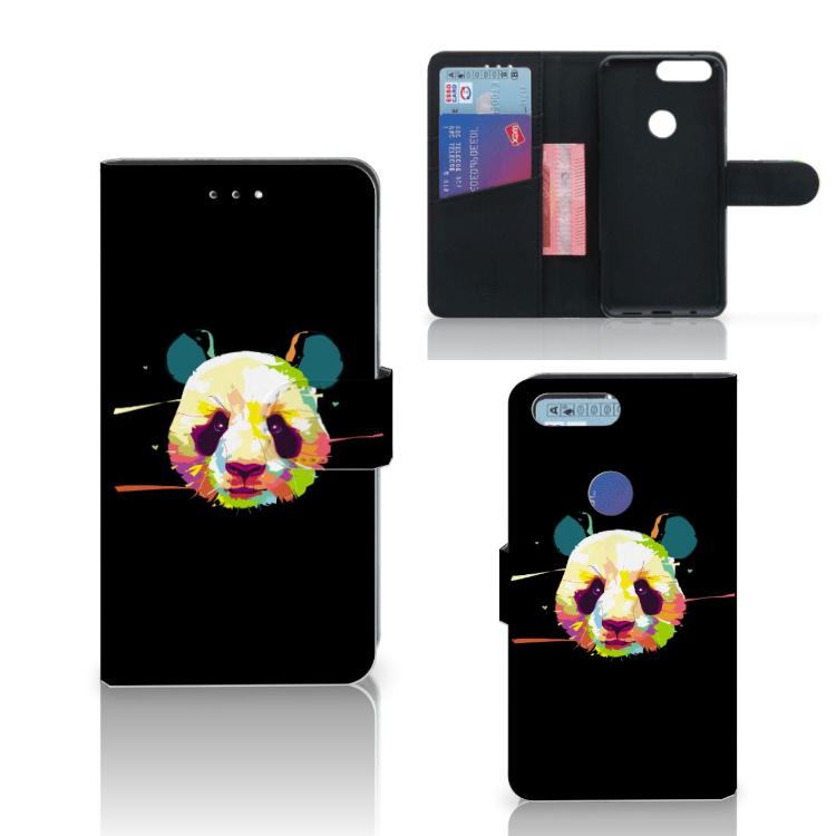 OnePlus 5T Leuk Hoesje Panda Color