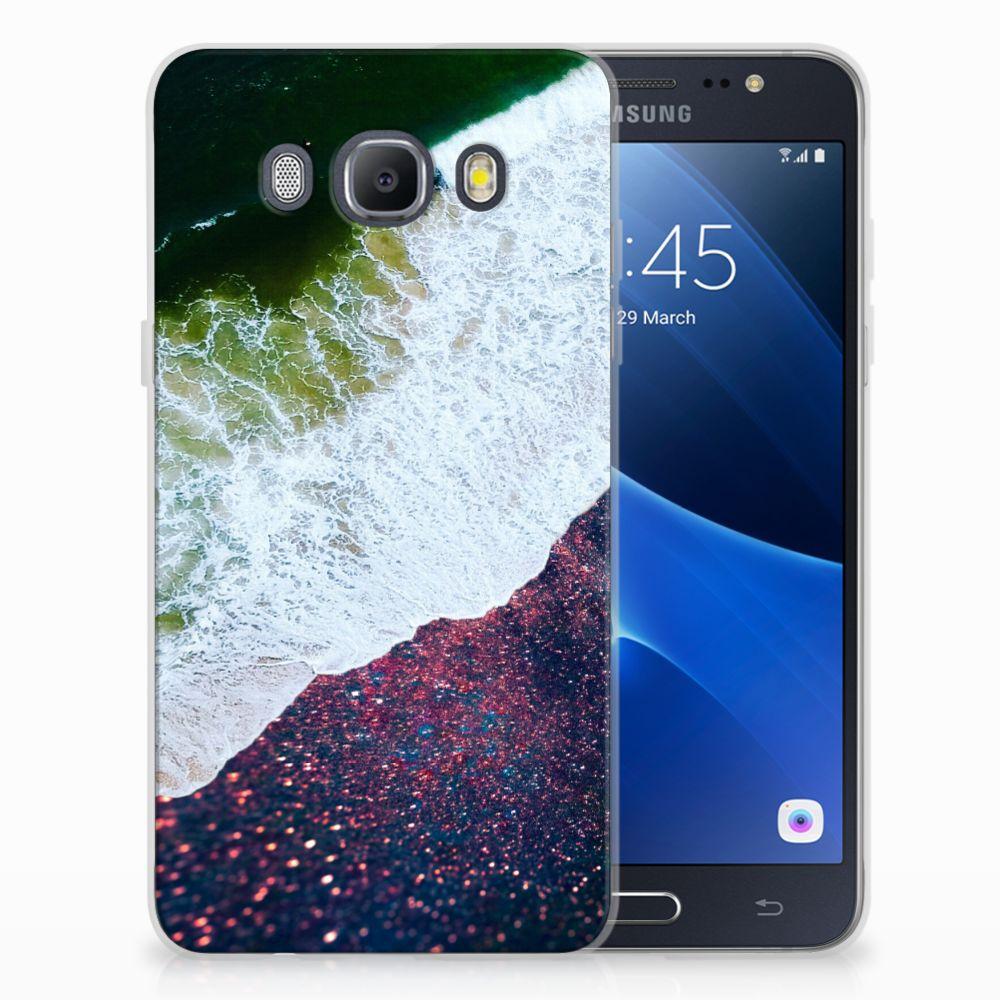 Samsung Galaxy J5 2016 TPU Hoesje Sea in Space