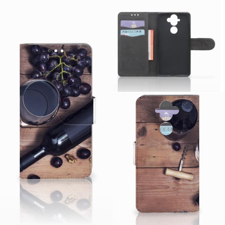 Nokia 8 Sirocco | Nokia 9 Book Cover Wijn