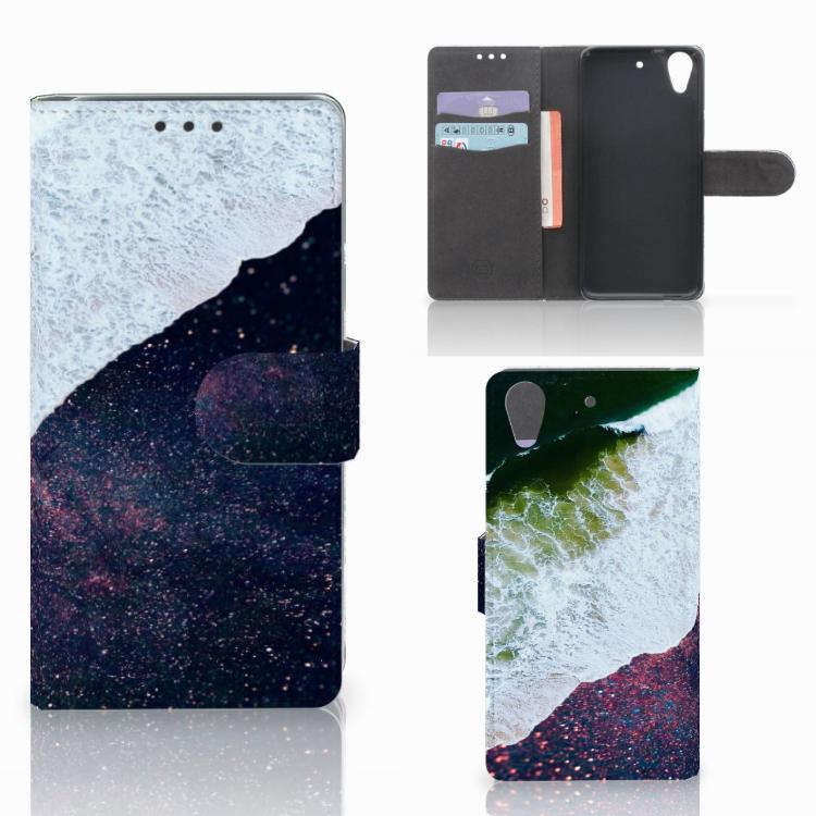 HTC Desire 626 | Desire 626s Bookcase Sea in Space