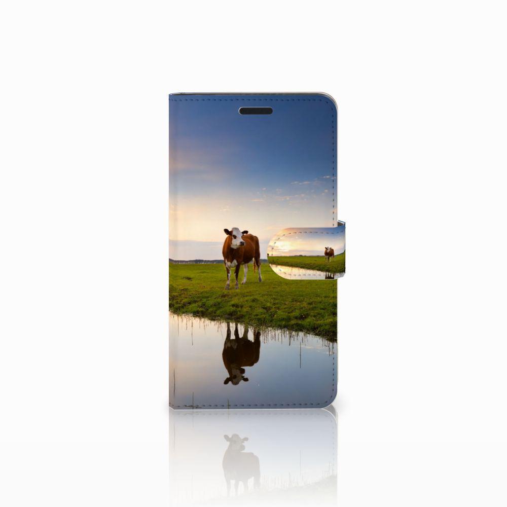Sony Xperia T3 Boekhoesje Design Koe