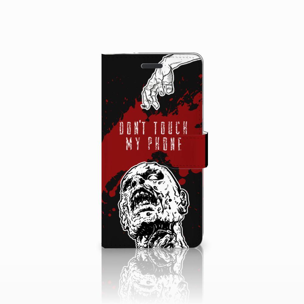 Samsung Galaxy Note 5 Boekhoesje Design Zombie Blood