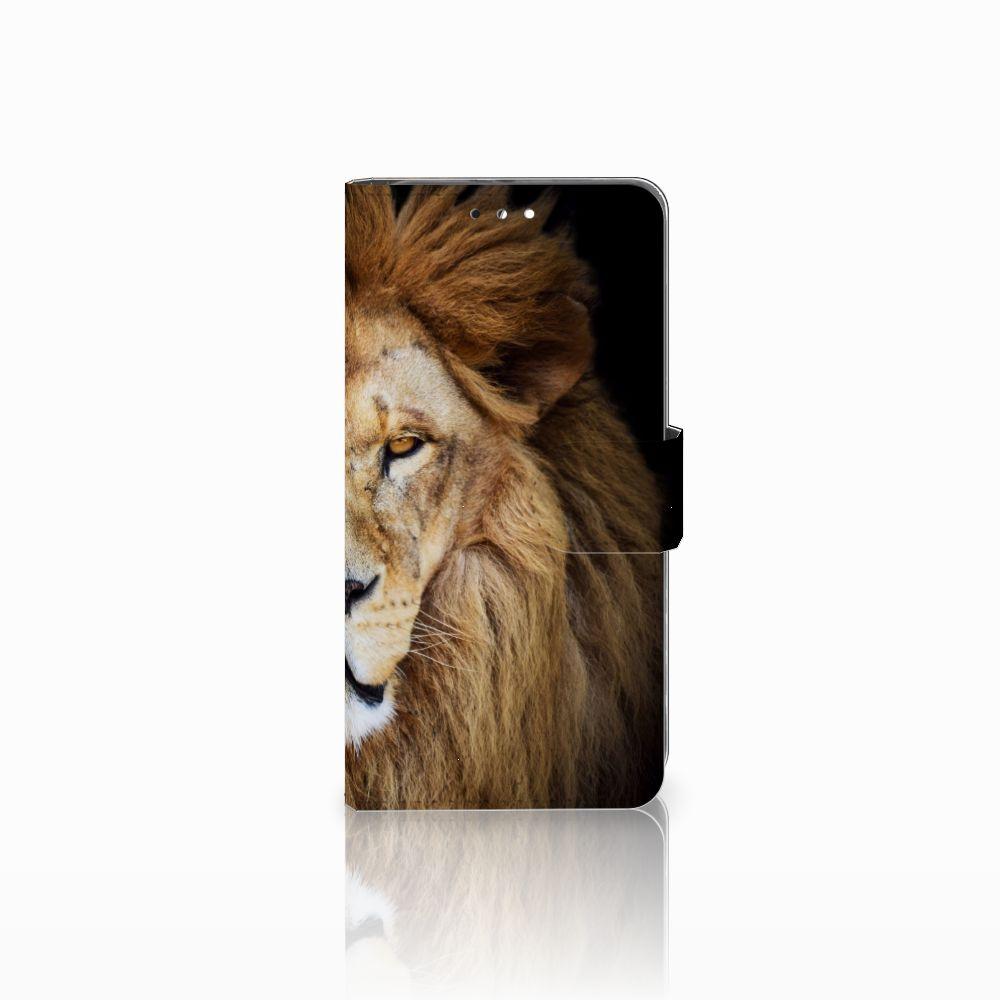 Huawei Honor 9 Boekhoesje Design Leeuw