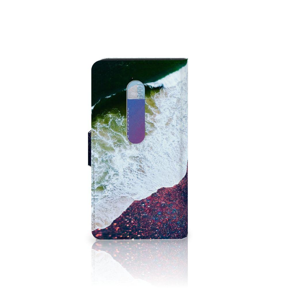Motorola Moto G 3e Generatie Bookcase Sea in Space