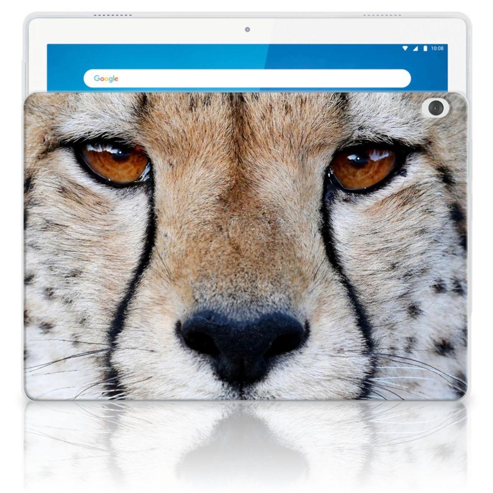 Lenovo Tab M10 Back Case Cheetah
