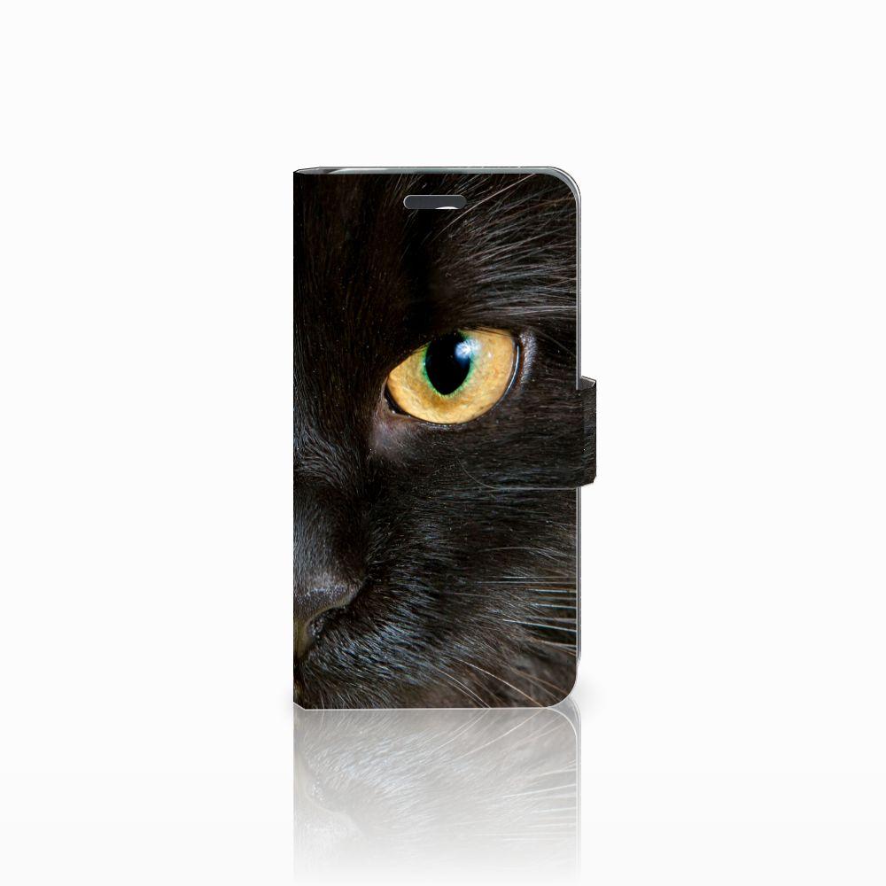 Acer Liquid Z520 Uniek Boekhoesje Zwarte Kat
