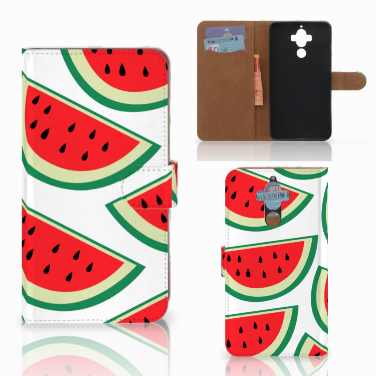 Huawei Mate 9 Book Cover Watermelons