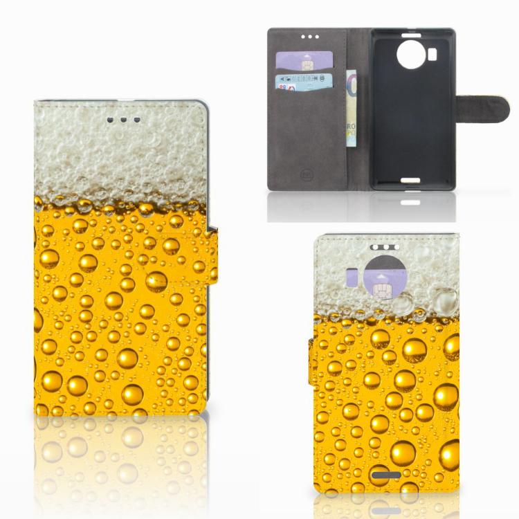Microsoft Lumia 950 XL Book Cover Bier