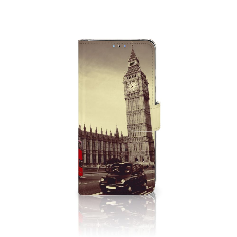 Huawei P30 Lite (2020) Flip Cover Londen
