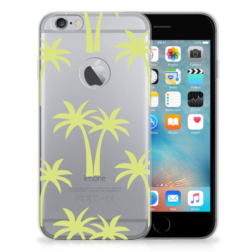 Apple iPhone 6 Plus | 6s Plus TPU Case Palmtrees