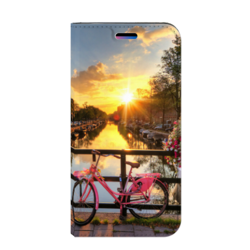 Apple iPhone X | Xs Uniek Standcase Hoesje Amsterdamse Grachten