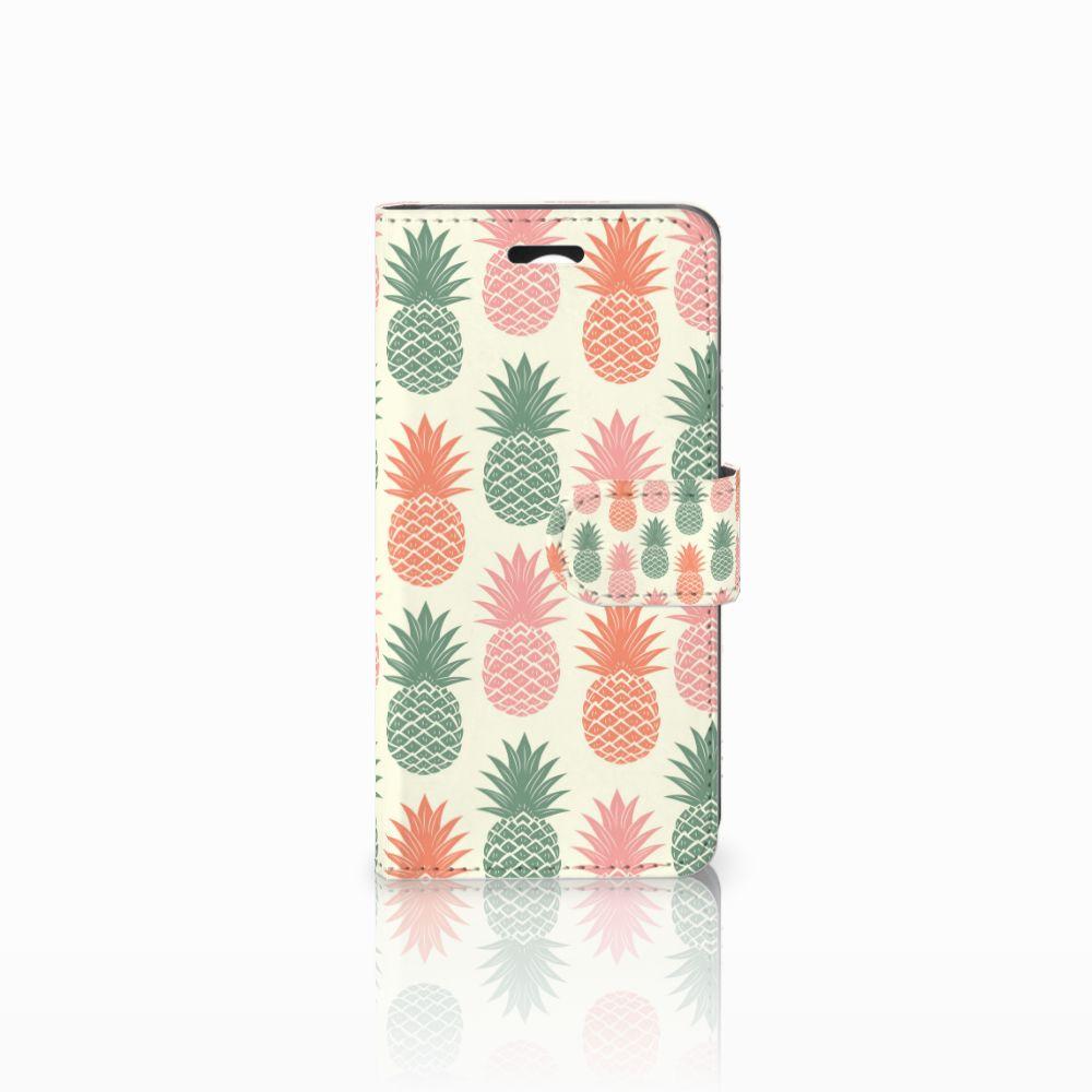 Huawei Y3 2   Y3 II Boekhoesje Design Ananas