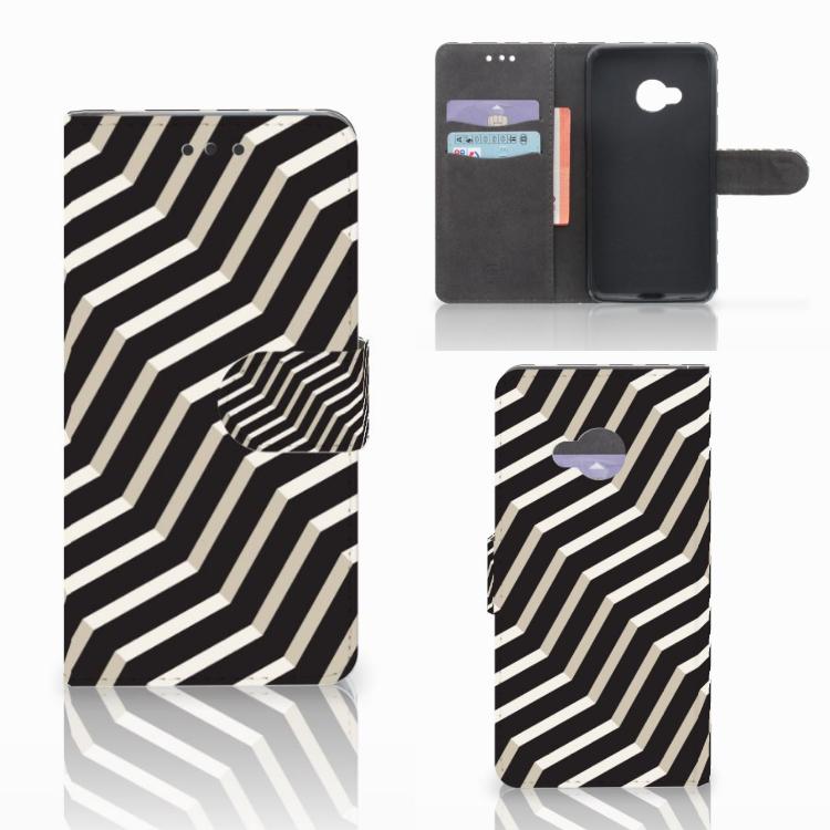 HTC U Play Bookcase Illusion