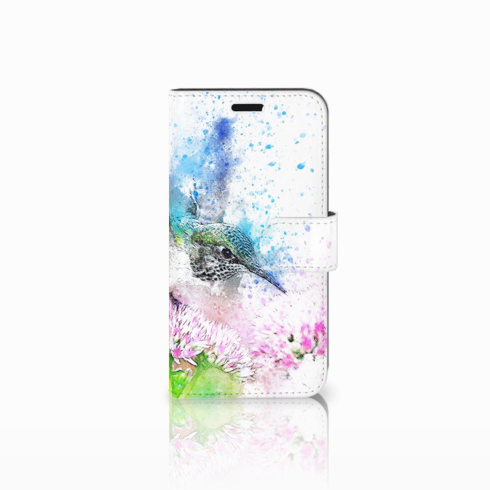 Huawei Nova Boekhoesje Design Vogel