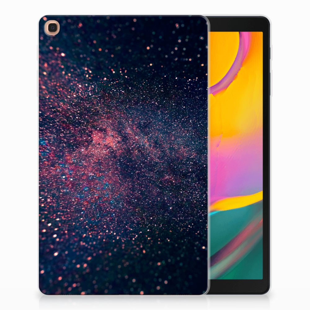 Samsung Galaxy Tab A 10.1 (2019) Back Cover Stars