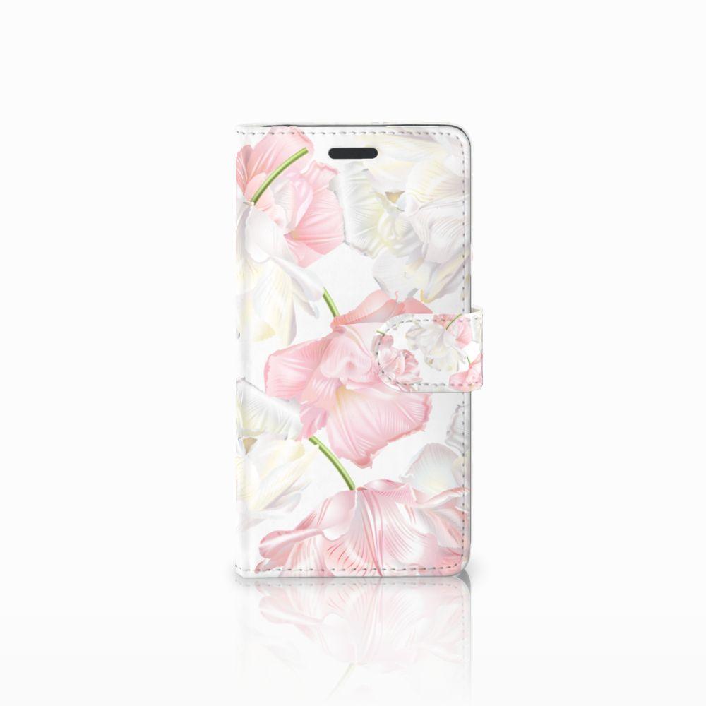 Samsung Galaxy Note 5 Boekhoesje Design Lovely Flowers