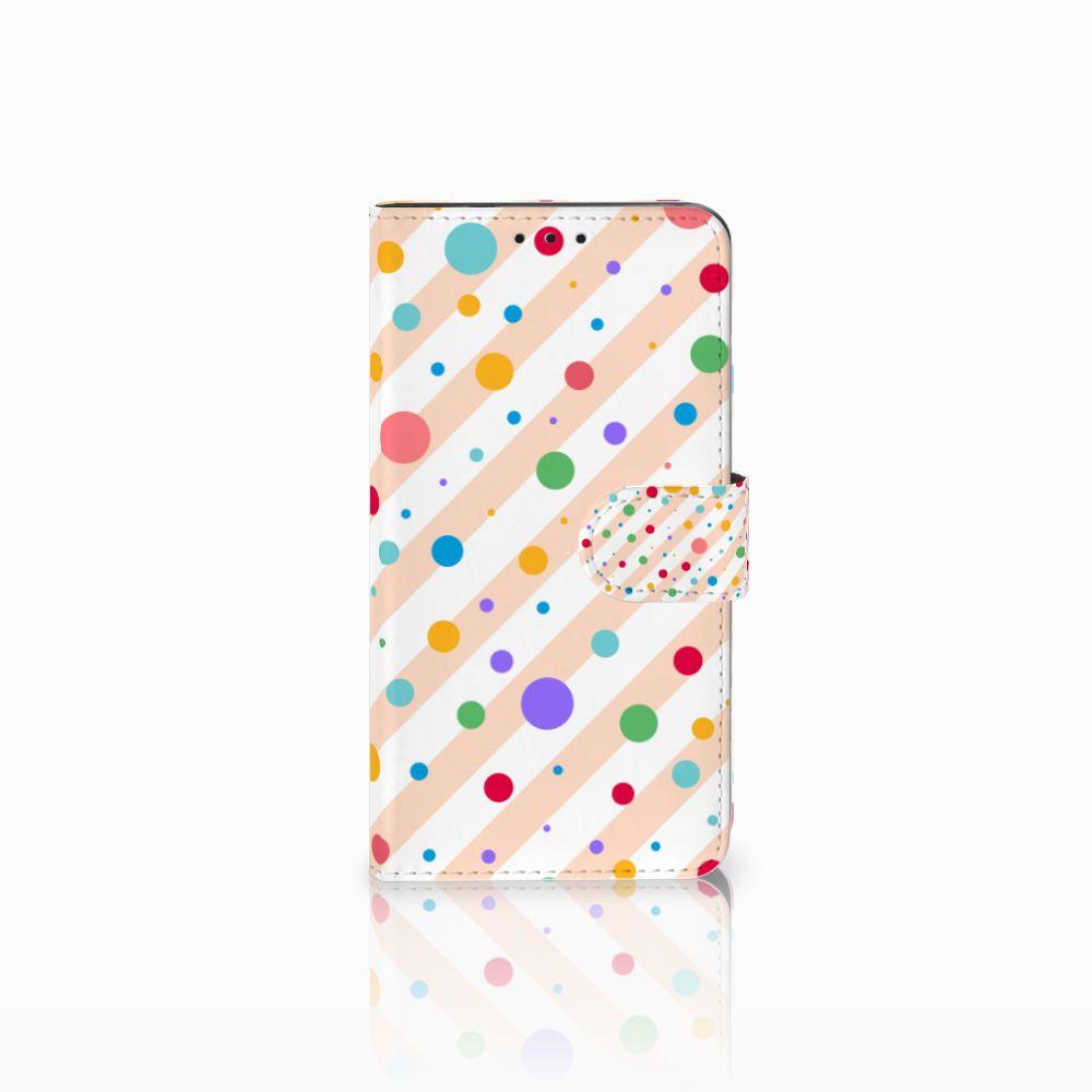 Huawei Honor 6X Boekhoesje Design Dots