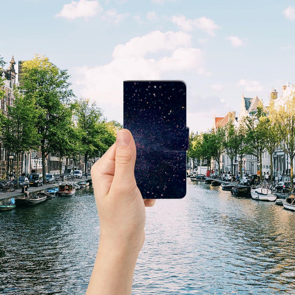 Huawei Y5   Y6 2017 Boekhoesje Design Stars