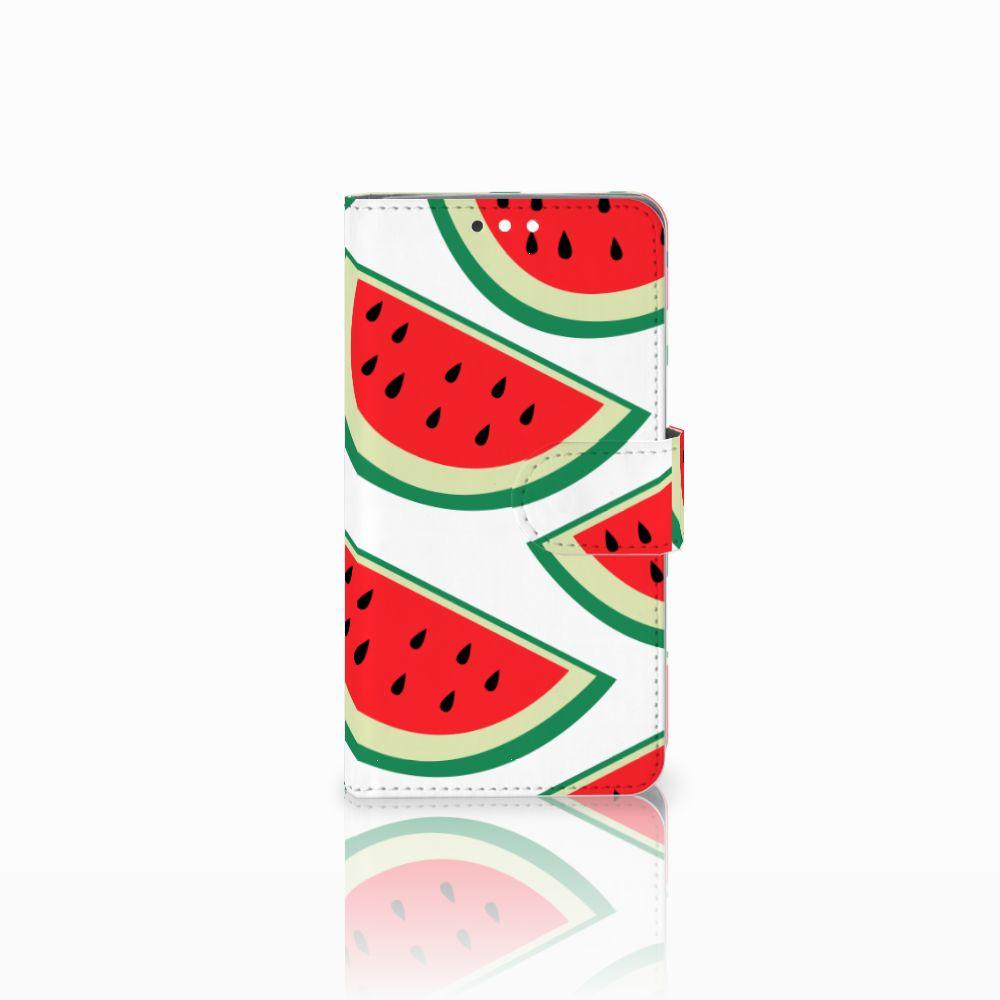 Nokia 8 Sirocco | Nokia 9 Uniek Boekhoesje Watermelons