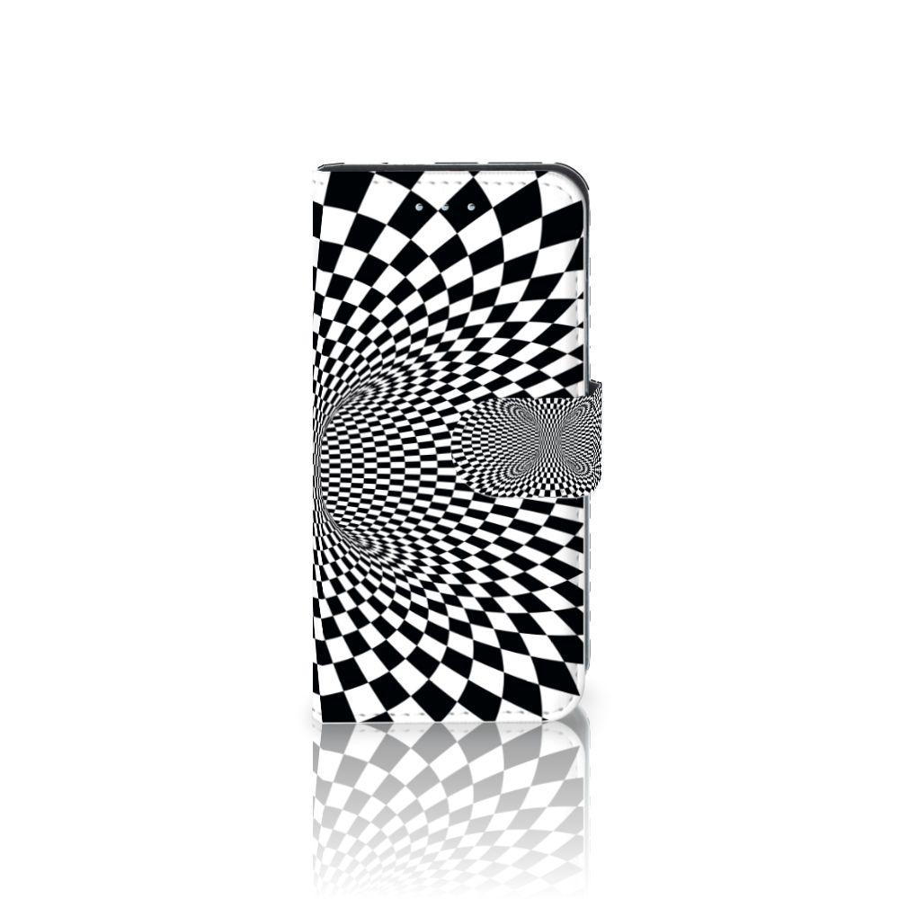 Samsung Galaxy S6 Edge Bookcase Illusie