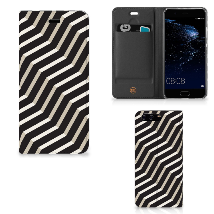 Huawei P10 Stand Case Illusion
