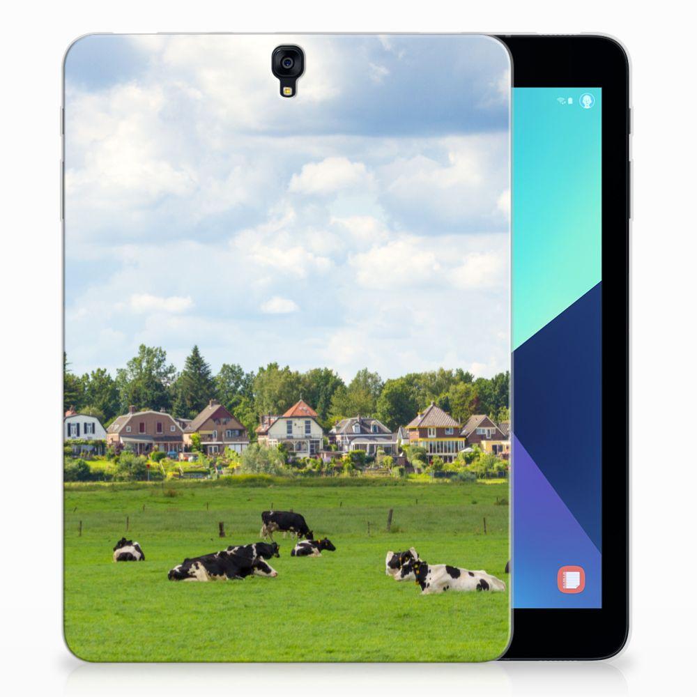 Samsung Galaxy Tab S3 9.7 Back Case Koeien