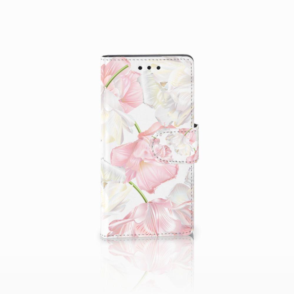 Sony Xperia Z5 Compact Boekhoesje Design Lovely Flowers