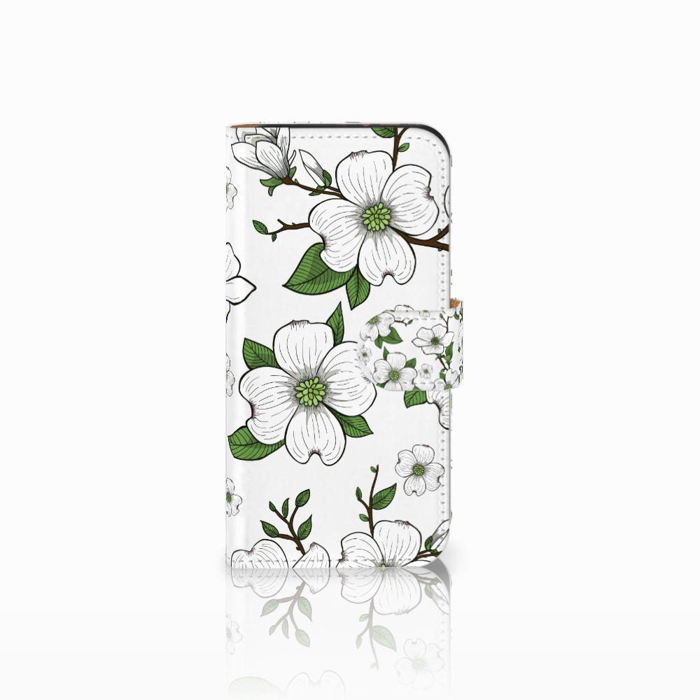 HTC One Mini 2 Boekhoesje Design Dogwood Flowers