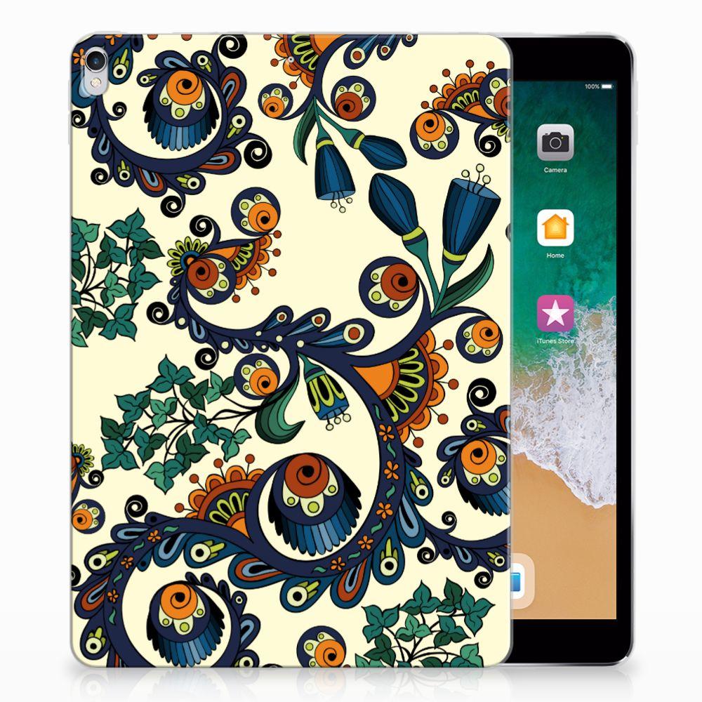 TPU Case Apple iPad Pro 10.5 Barok Flower