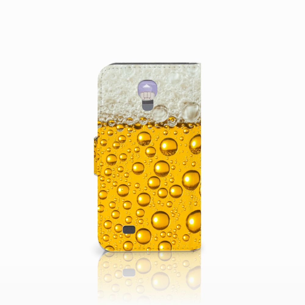 Samsung Galaxy S4 Book Cover Bier
