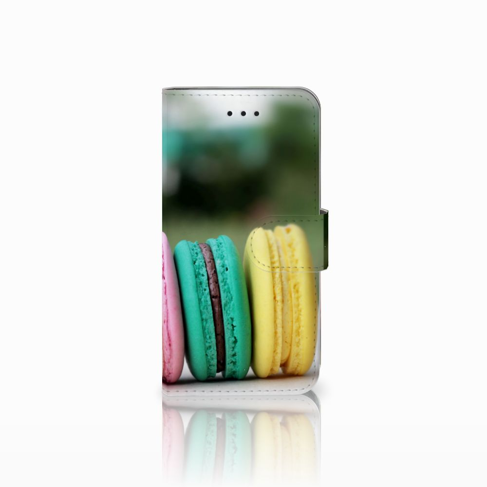 Apple iPhone X | Xs Boekhoesje Design Macarons