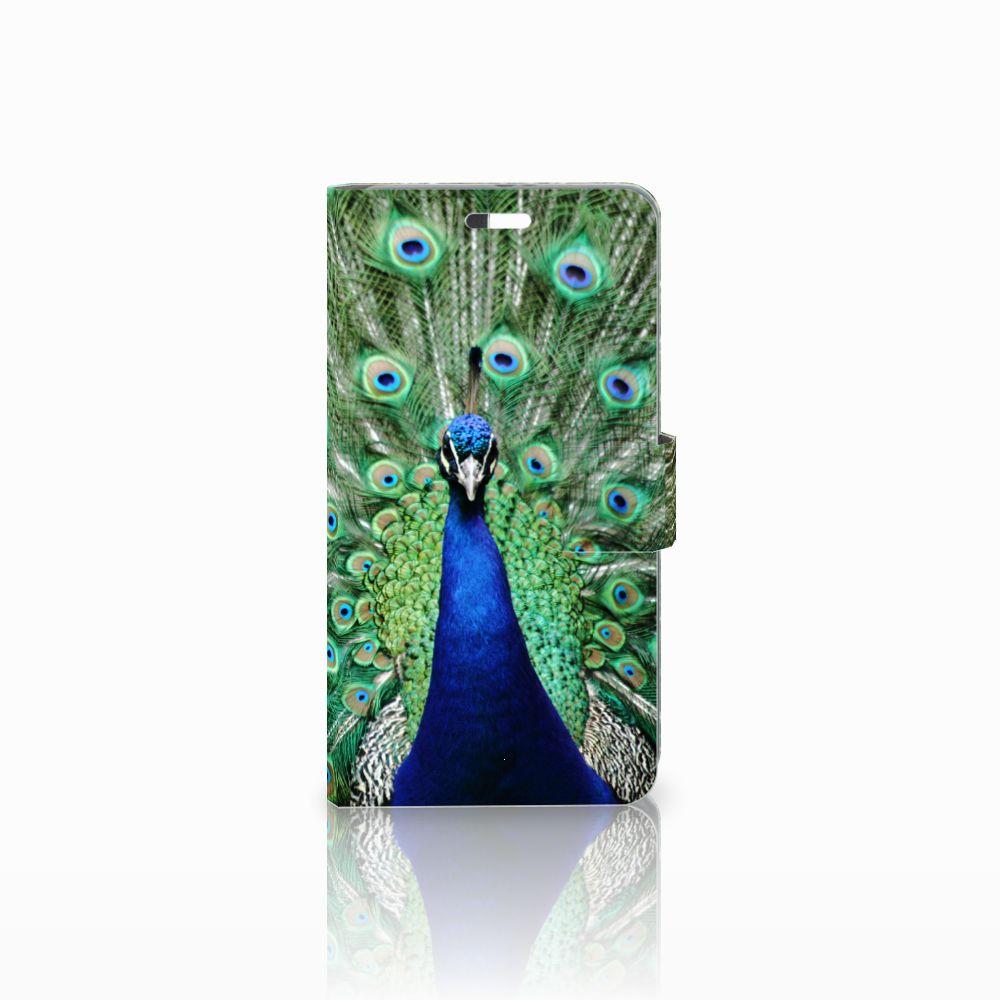 Huawei P9 Plus Boekhoesje Design Pauw