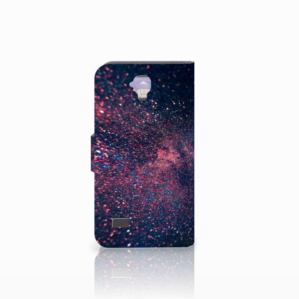 Huawei Y5 Y560 Bookcase Stars